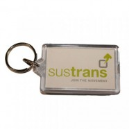 Openable Keyring