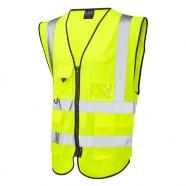 Lynton Superior Waistcoat – Yellow