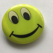 Smiley Button Badge (pack of 50)