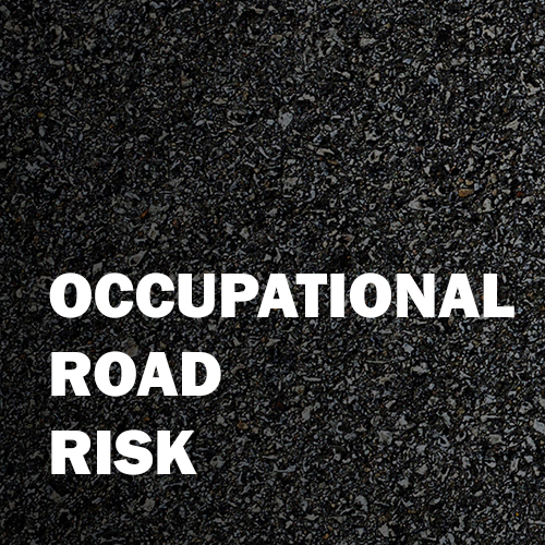 F. Occupational Road Risk