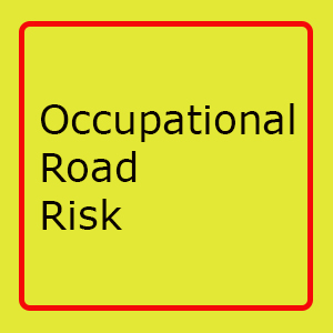 D. Occupational Road Risk